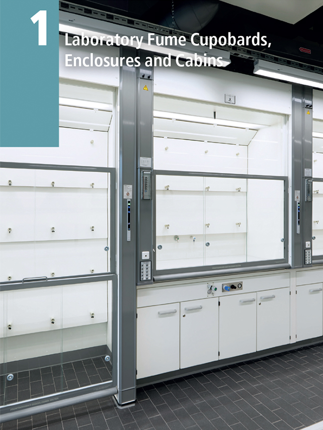 Fume Cupobards, Enclosures and Cabins