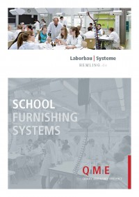 Laborbau School Furnishing Catalogue English